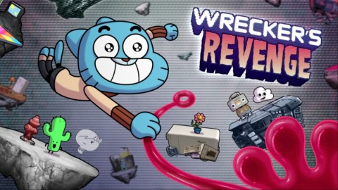 Cartoon Network Releases Gumball: Wrecker's Revenge
