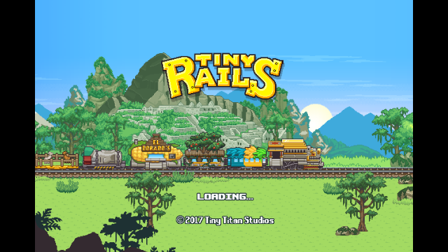 Tiny Rails Quick Review: A Charming Train Idle Manager
