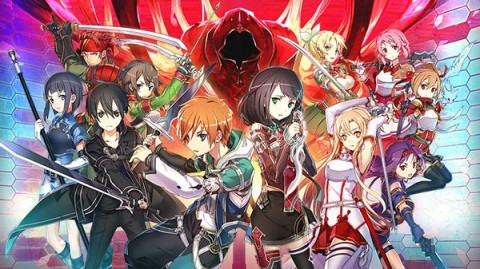 Sword Art Online: Integral Factor Opens for Pre-Registration