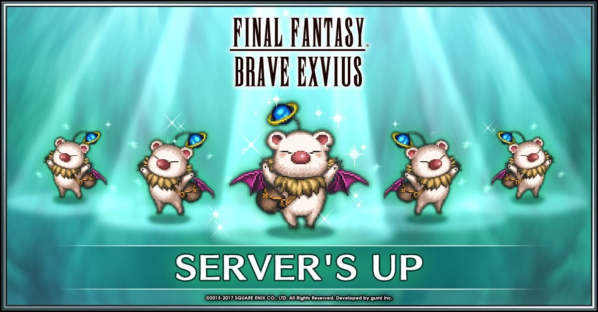 Final Fantasy Brave Exvius Survives Hacking Attempt
