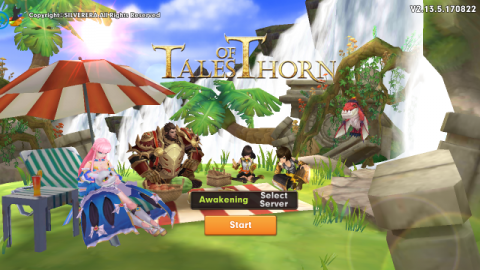 Tales of Thorn Quick Review: 3D Action RPG