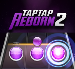 Tap Tap Reborn 2: 3 Key Tapping to Popular Modern Songs