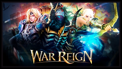 Korean English Language Game WarReign Opens for Pre-Registration