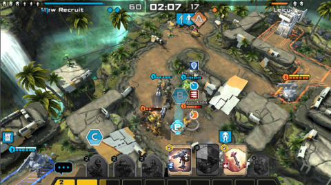 Titanfall Assault Gameplay Video