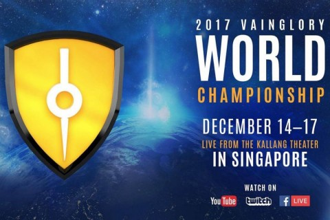 Singapore to Host International Vainglory Championships This December