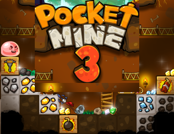 Pocket Mine 3 Quick Review: Tap to dig to the depths