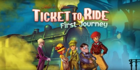 Board Game 'Ticket to Ride' Made into Mobile Version