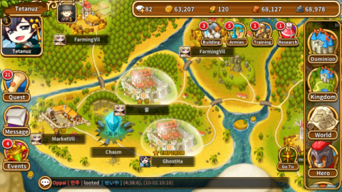 Orpheus the Hero/Orpheus Story Quick Review: A City Management Game with Plot