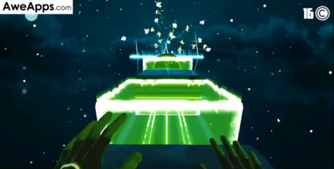 50 Loops Quick Review: Sci-fi Endless Runner