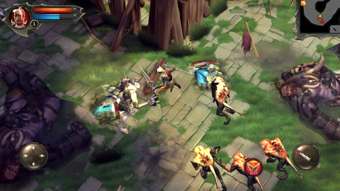 Dungeon Hunter 4 Quick Review: Action RPG