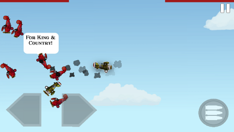 Pocket Squadron: Quick Review - 2D Plane Dogfight