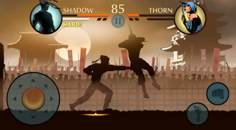 Shadow Fight 2: Quick Review - 2D Shadow Fighter