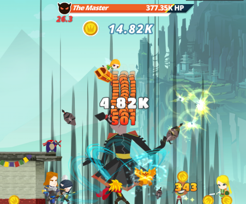 Tap Titans 2: Quick Review - A Polished Clicker