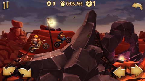 Trials Frontier: Quick Review - Excellent Game in the Footsteps of its Console Counterparts