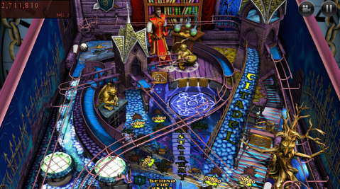 Zen Pinball: Quick Review - Digital Pinball on the Go