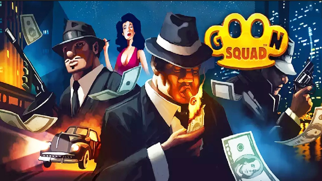Become a Powerful Mob Boss in 'Goon Squad'
