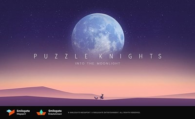 Korean Company Soft Launches 'Puzzle Knights' in 5 Countries