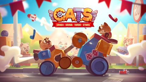 CATS: Crash Arena Turbo Stars - Quick Review - Build a Fighting Machine Simulator