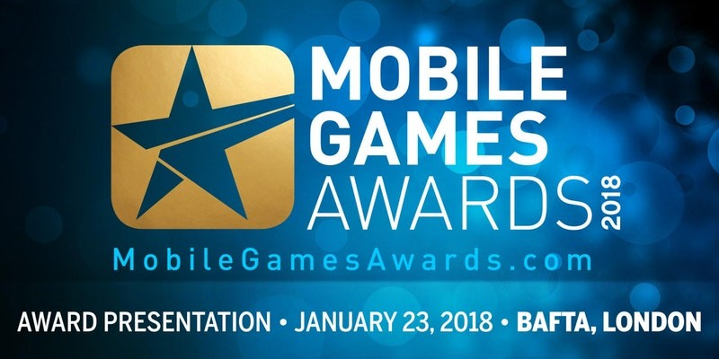 Nominations for the 2018 Mobile Game Awards are Now Open!