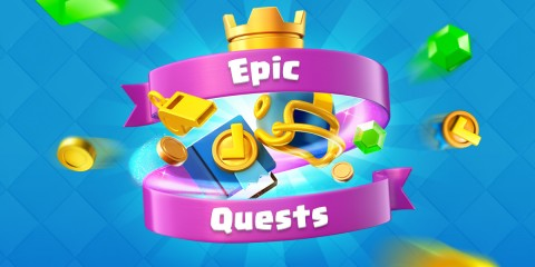 Clash Royale Introduces New Game Modes in 'Epic Quest' Update