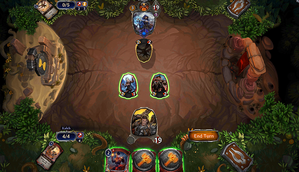 Eternal Card Game: Quick Review - CCG for Mobile