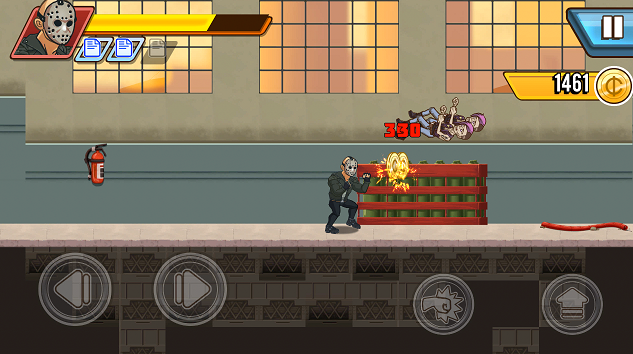 Fist of Rage: Quick Review - Enjoyable 2D beat em up