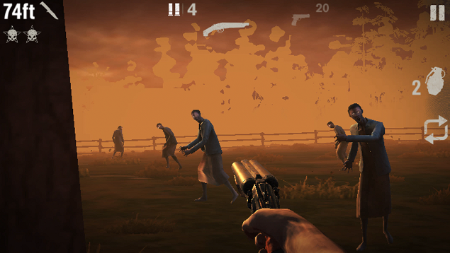 Into the Dead 2: Quick Review - Endless Runner + Zombies
