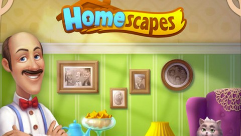 Game Developer Playrix Releases 'Homescapes'