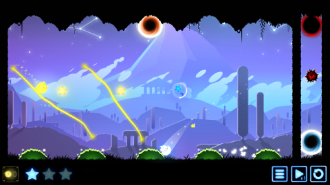 Stellar Fox: Quick Review - Drawing Platform Puzzle