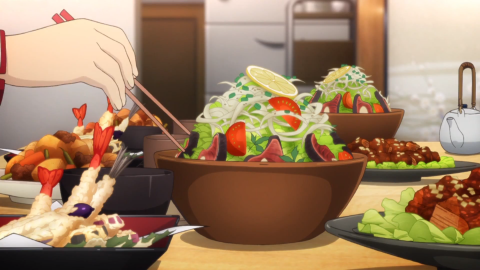 Anime Foods that Made Us Drool For Real