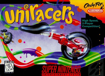 Uniracers: The grandfather of stunt sport games